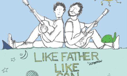 Musicians Frank and Lou Gallo Celebrate Father's Day via a New Album
