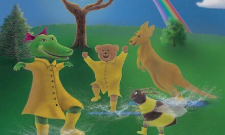 "Steve Elci & Friends Release New Album, ""Jump in the Puddles"""