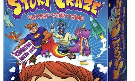 Story Craze: A Storytelling Game