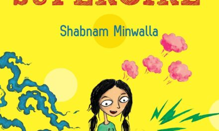 Book Review: The Shy Supergirl by Shabnam Minwalla
