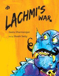 Lachmi's war by Katha books