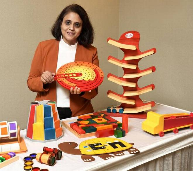 Mridula Sridhar- Skola Wooden Toys