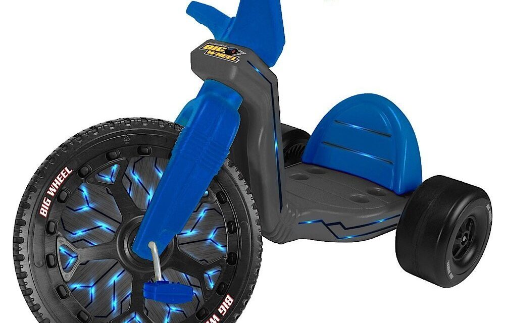 Bicycles, Tricycles and Ride-Ons: Toys That Promote Outdoor Play