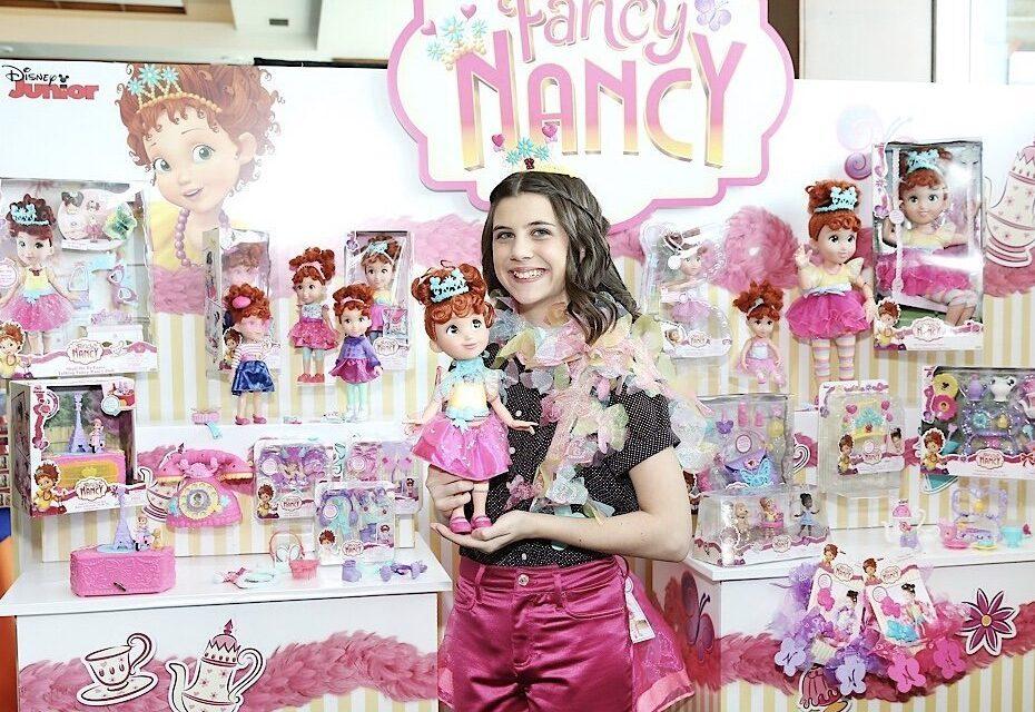 """Fancy Nancy"" Inspires a Toy Line"
