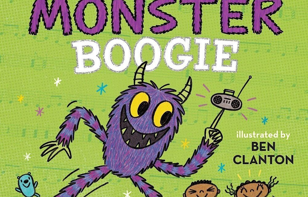 "Laurie Berkner Releases ""Monster Boogie"" Picture Book"