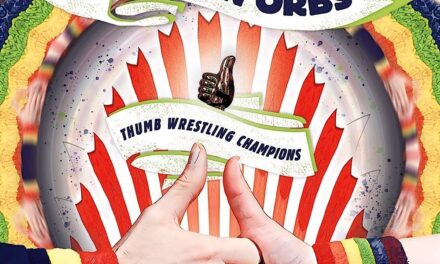 """The Green Orbs Releases """"Thumb Wrestling Champions"""" Album"""