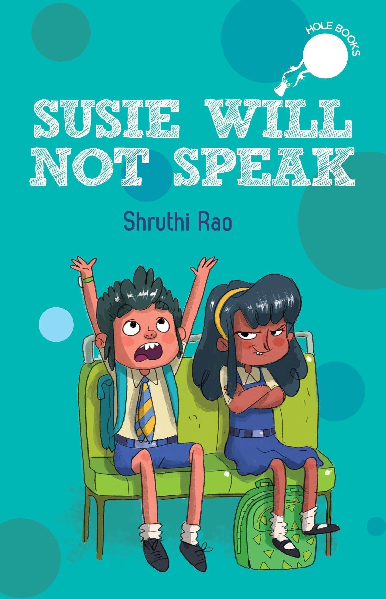 Susie will not speak Duckbill Publications