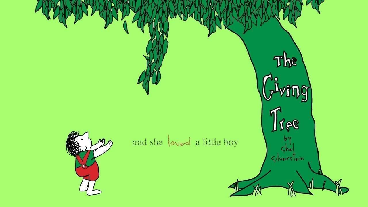 The giving tree | Kidskintha