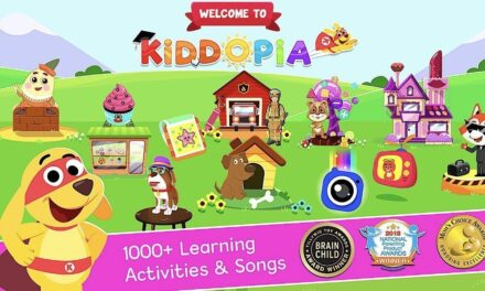 Kiddopia: An Edutainment App for the iGeneration