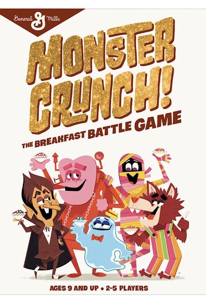 Monster Crunch
