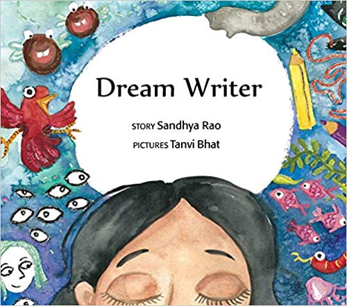 Dream writer by Tulika publishers