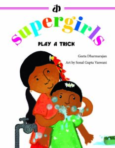 Katha's Supergirls play a trick- Katha Series