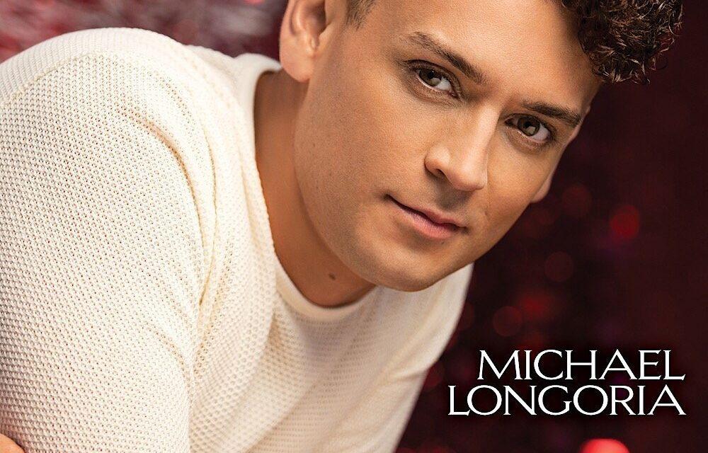 "Broadway Star Michael Longoria Releases Album ""Merry Christmas Darling"""