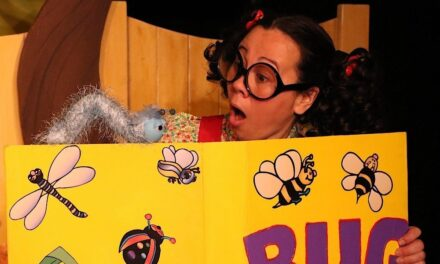 """""""I Spy Butterfly"""": Interview with Puppeteer Faye Dupras"""