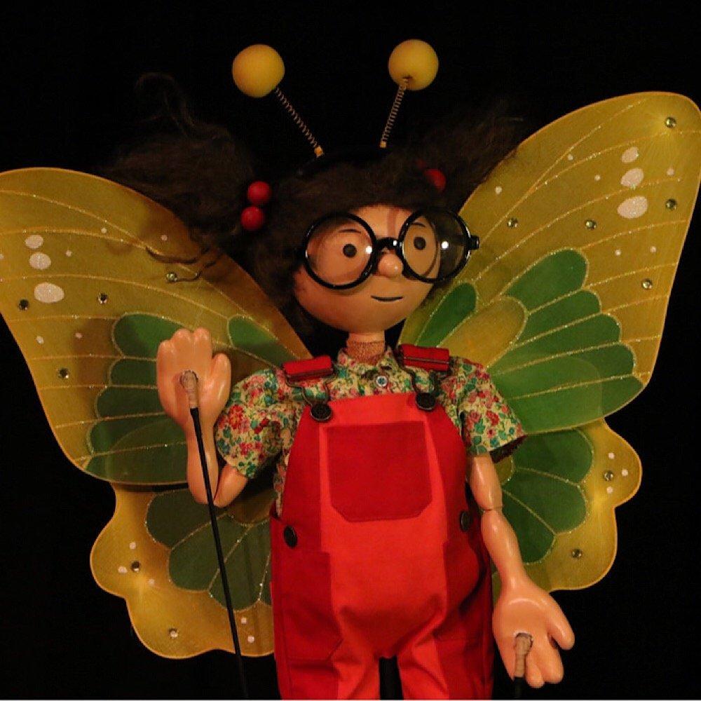"""""""I Spy Butterfly"""""""