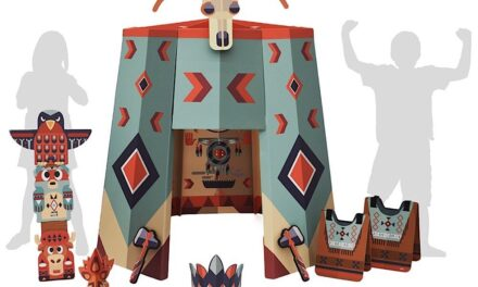 Cardboard Box 2.0: Making Cardboard Boxes Playthings