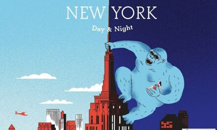 New York Day and Night: Interview with author Aurélie Pollet and Illustrator Vincent Bergier