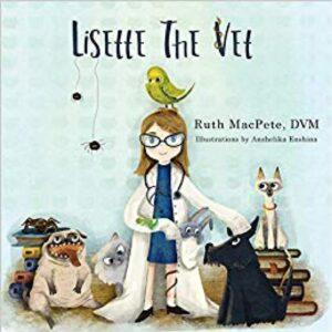 Veterinarian Dr. Ruth MacPete