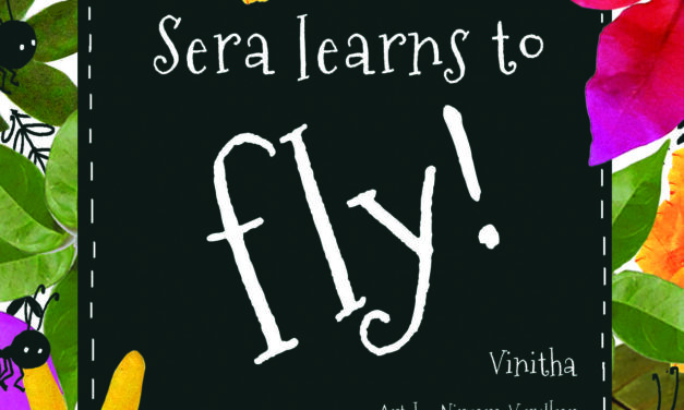 Never Stop Believing In Your Dreams: 'Sera Learns to Fly' by Katha Books