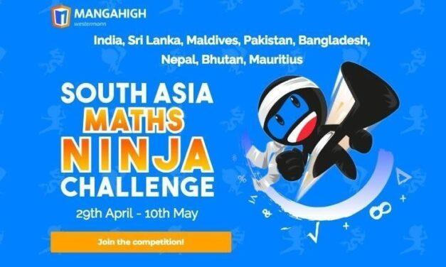 Teacher Alert: MangaHigh Math Challenge is the biggest FREE Mathematics Competition for Schools!