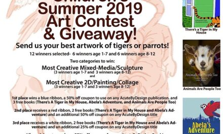 AcuteByDesign Presents Summer Reading Initiative Contest and Giveaway