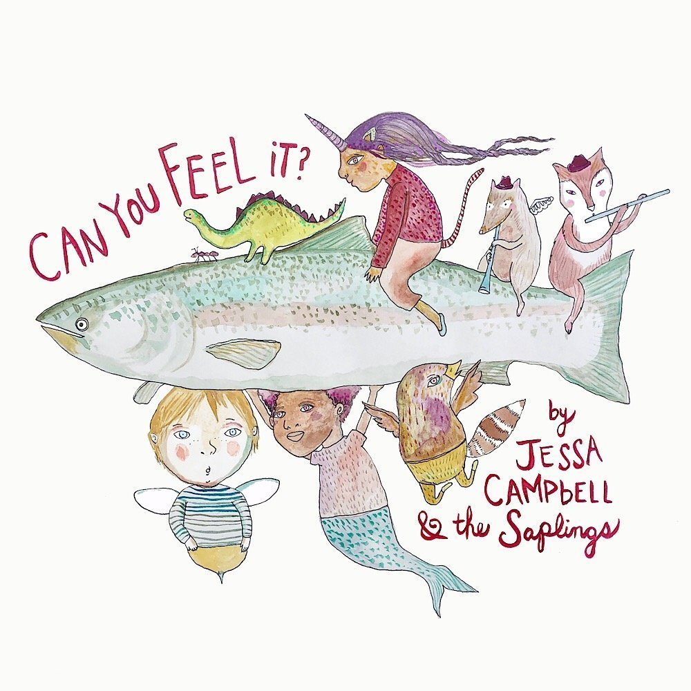 Can You Feel It?: Interview with singer Jessa Campbell