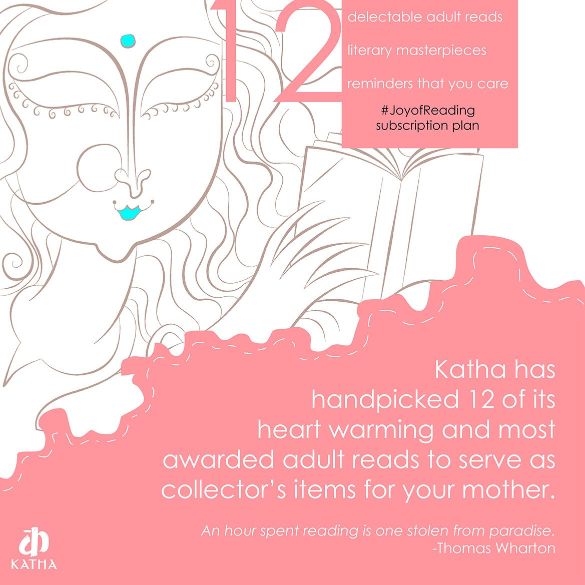 Mother's Day Subscription Plan by Katha India