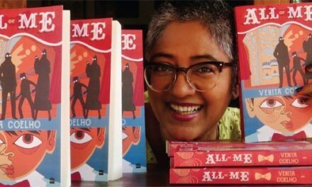 'All of Me' by Venita Coelho: A History and Mystery Blender