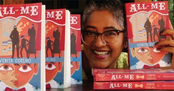 All Of Me Author Venita Coelho