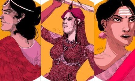 Warrior Women by Tulika: Where Art, History and Rebel Girls Come Together