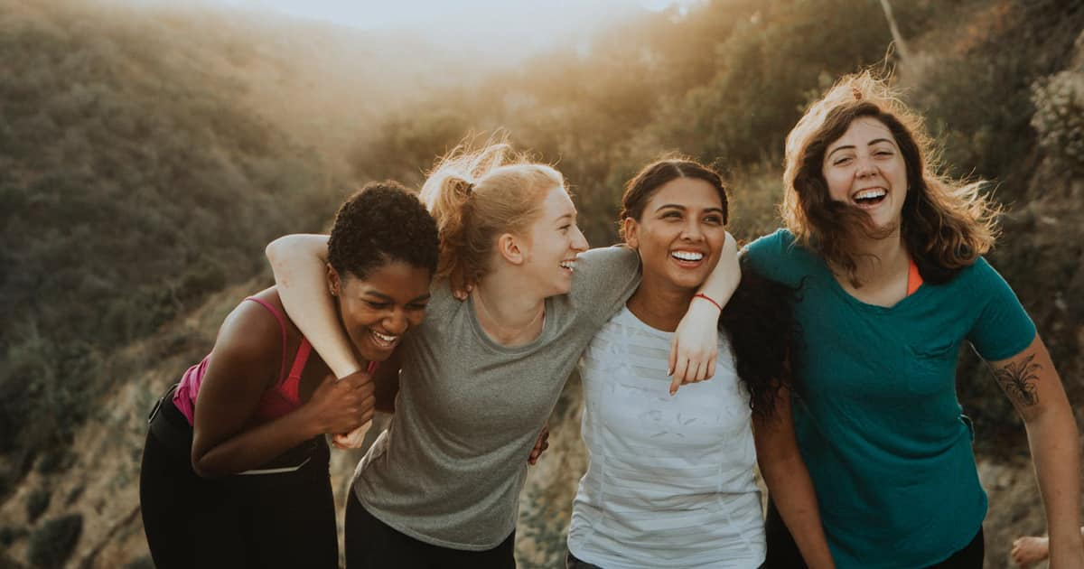 Women's friendships | Kidskintha