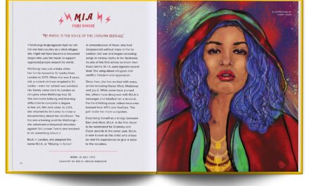 Stories for South Asian Supergirls: An explosion of inspiration