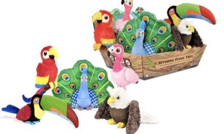 Fetching Flock: P.L.A.Y. Releases New Line of Plush Toys