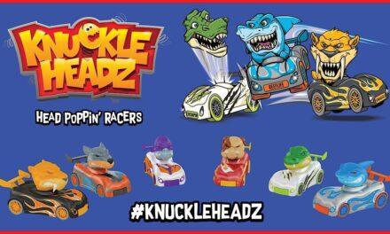 Knuckle-Headz: Interview with Corny Koehl & GIVEAWAY!