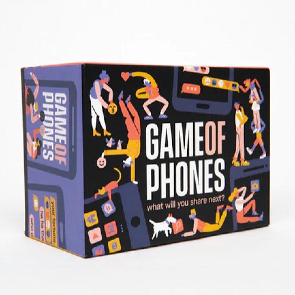Games of Phones
