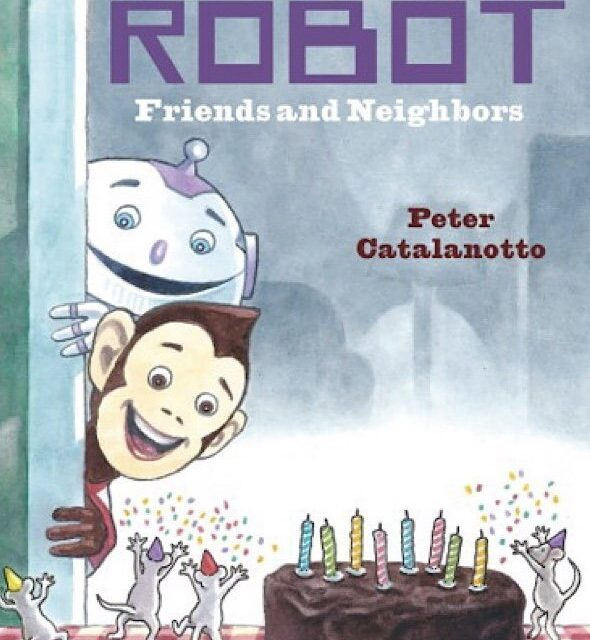 Monkey & Robot: Interview with Author and Illustrator Peter Catalanotto