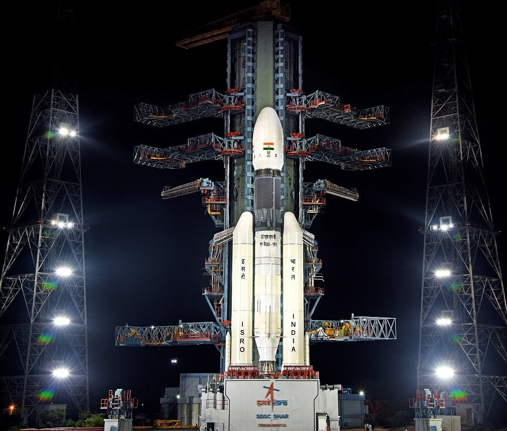 Facts About Chandrayaan-2