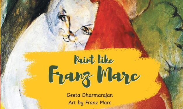 Paint Like Franz Marc: Katha's Gentle Nudge For Young Readers & Artists