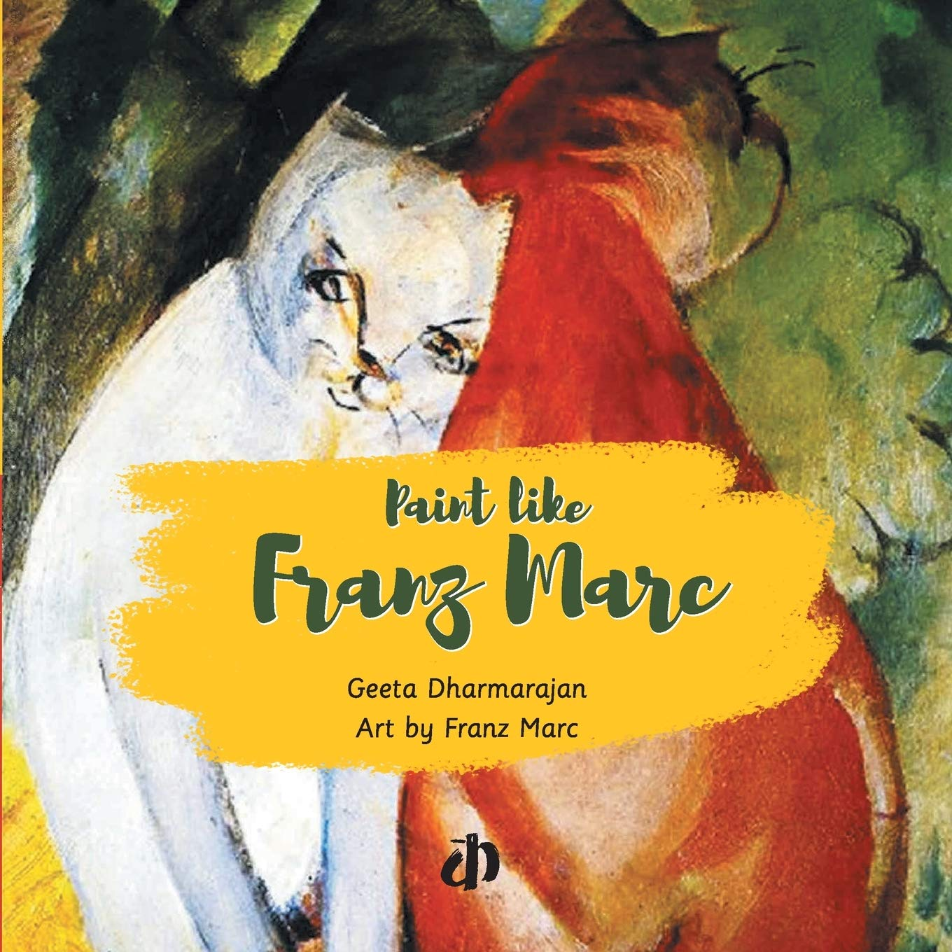 Paint with Franz Marc- Katha Books
