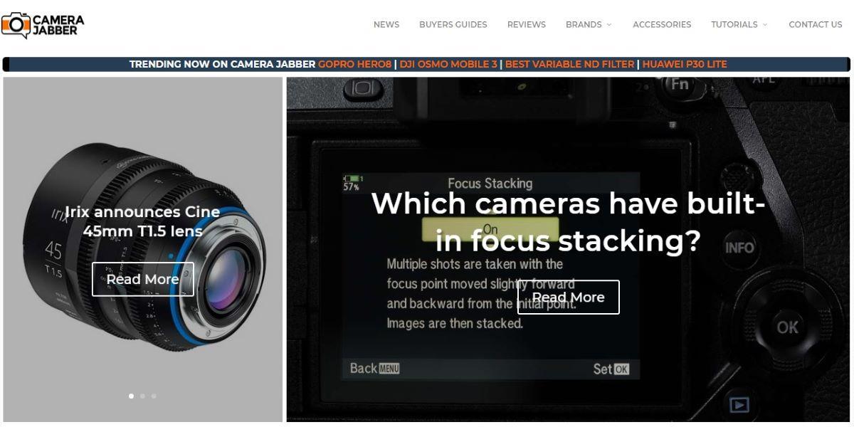 Teaching Photography Basics- Camera Jabber