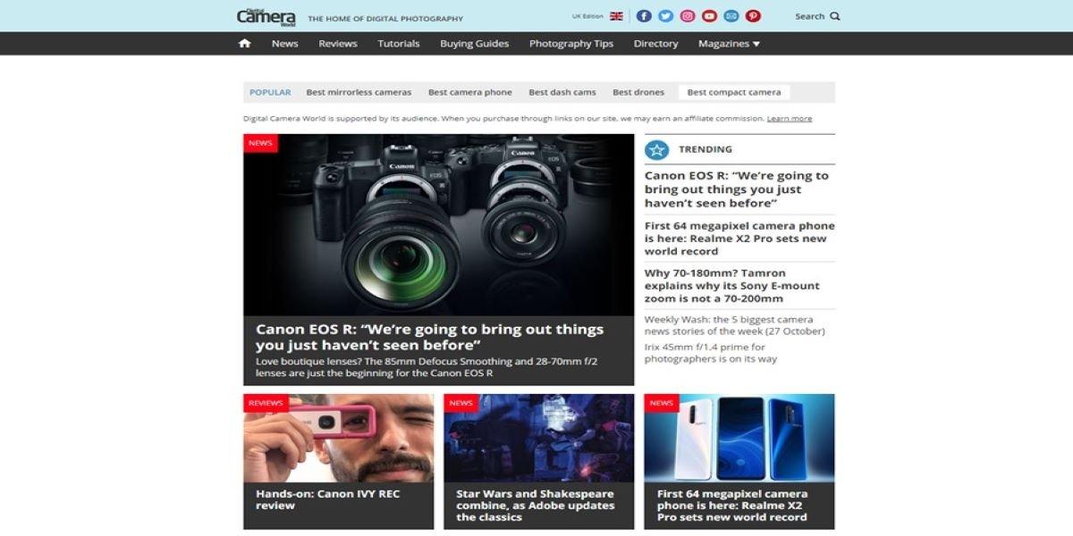 Teaching Photography Basics- Digital Camera World