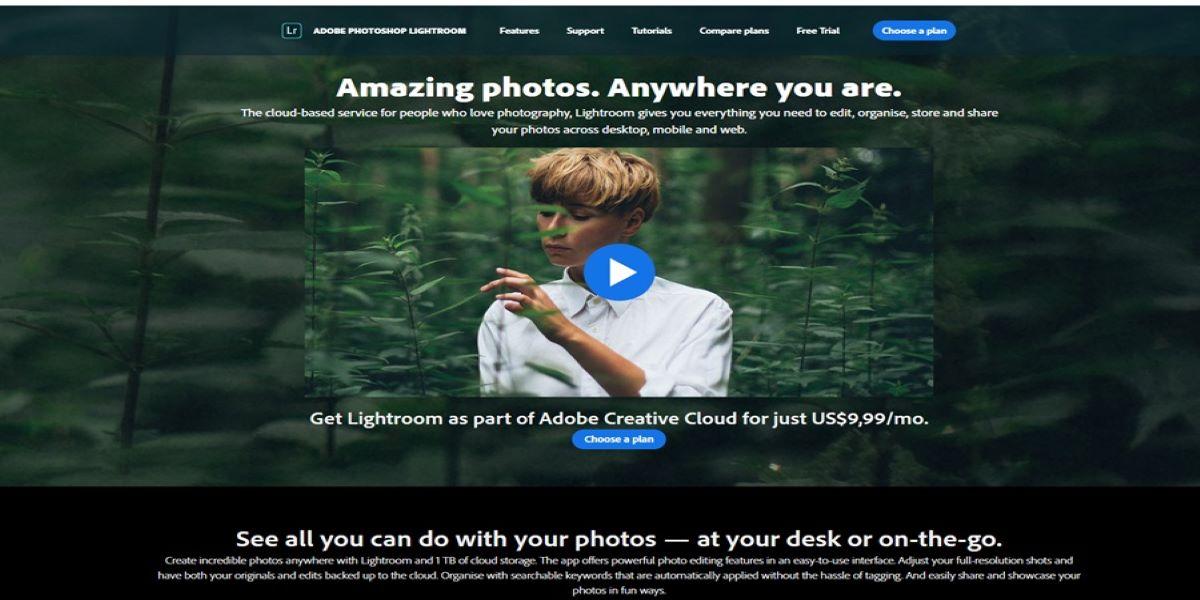 Teaching Photography Basics- Lightroom