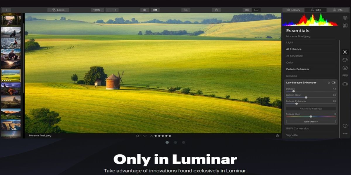 Teaching Photography Basics- Luminar