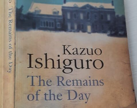A journey through a midlife crisis in Nobel prize winner Kazuo Ishiguro's 'The Remains of the Day'
