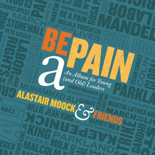 Be a pain musical album cover image