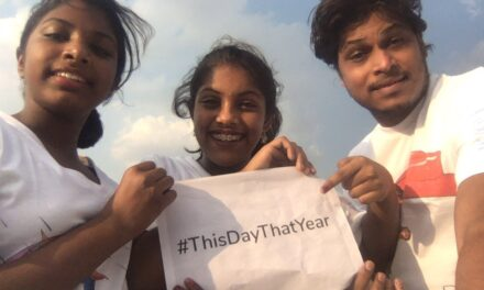 #ThisDayThatYear – Our New Series On Youtube for Interesting Snippets On Science & History- !