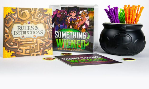 Board Games: A Closer Look At The 'Something Wicked' Indoor Board Game