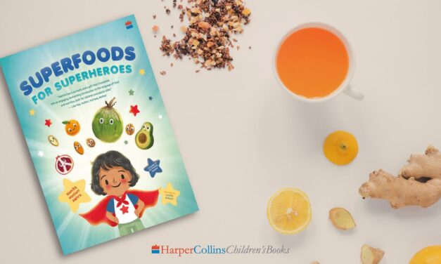 Author Spotlight: Namita Mehra On Her Book 'Superfoods For Superheroes'