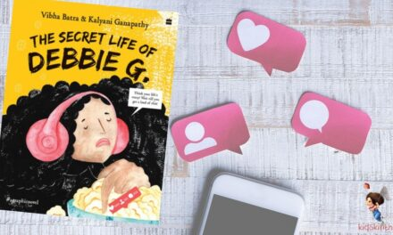 Author Spotlight: Vibha Batra on 'The Secret Life Of Debbie G'