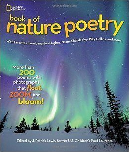 Book of Nature Poetry- Nature books for kids